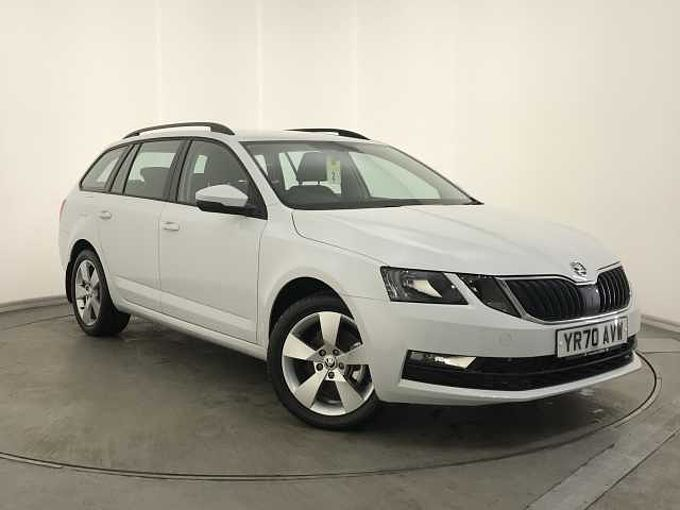 SKODA Octavia Estate 1.5 TSI (150ps) SE Drive ACT DSG