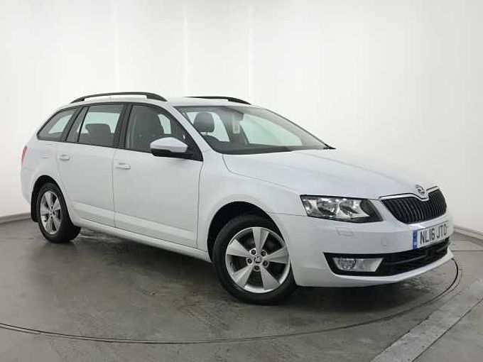 SKODA Octavia 2.0 TDI 4X4 SE L (150PS) 5-Dr Estate